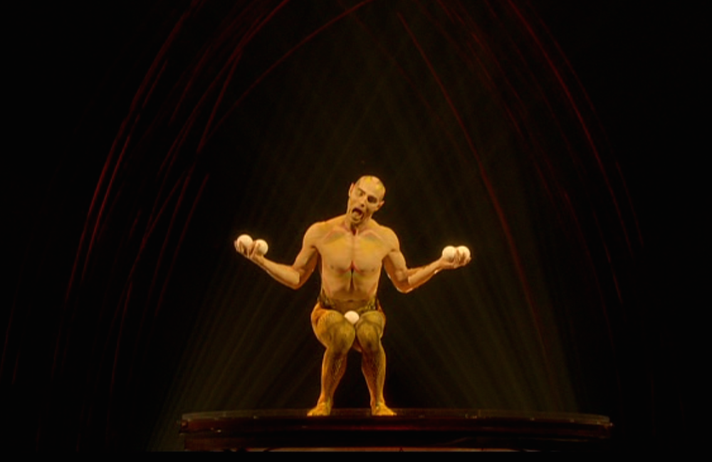 Cali Viktor Kee Amaluna (c) Cirque du Soleil All Rights reserved